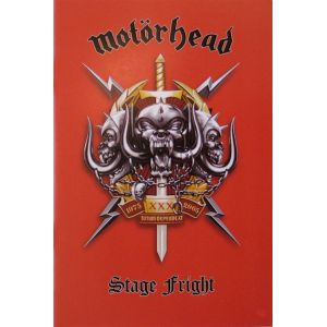MOTÖRHEAD - Stage fright DVD