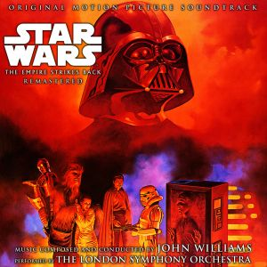 SOUNDTRACK - Star Wars: the Empire Strikes Back 2LP