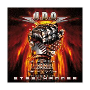 U.D.O. - Steelhammer CD