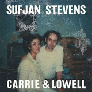 STEVENS SUFJAN - Carrie & Lowell LP