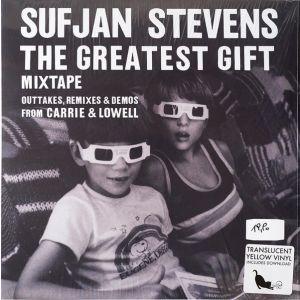 STEVENS SUFJAN -  The Greatest Gift (Outtakes, Remixes & Demos From Carrie & Lowell) LP