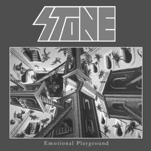 STONE - Emotional Playground 2LP Svart Records