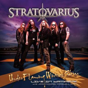 STRATOVARIUS - Under Flaming Winter Skies - Live In Tampere 2CD