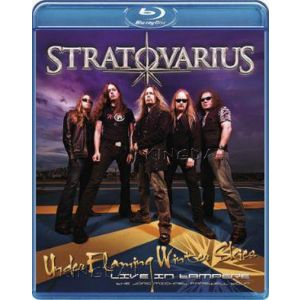 STRATOVARIUS - Under Flaming Winter Skies - Live In Tampere Blu-ray Disc