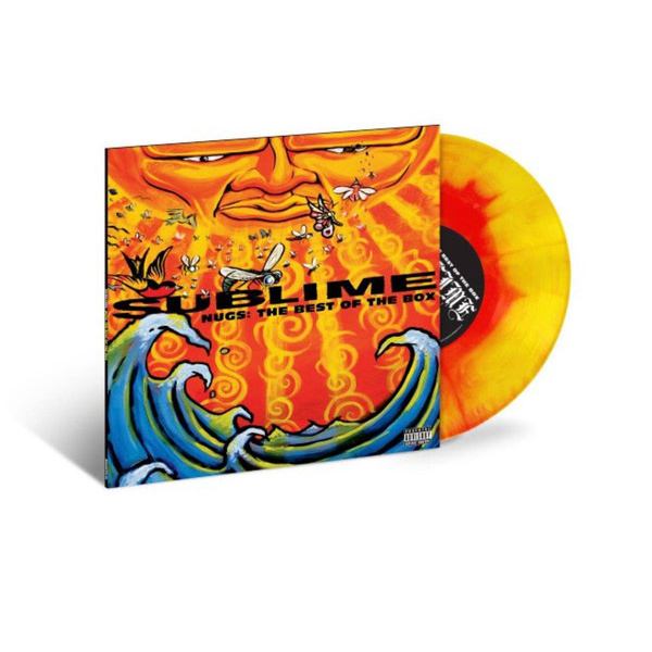 SUBLIME - Nugs: Best Of The Box LP RSD 2019 release