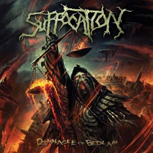 SUFFOCATION - Pinnecle of Bedlam LP NB UUSI