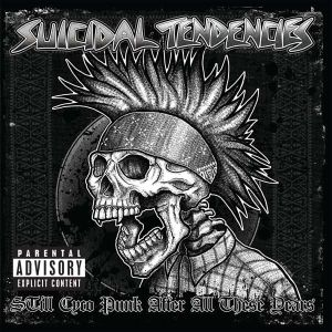 SUICIDAL TENDENCIES - Still Cyco Punk After All These Years LP BLUE VINYL