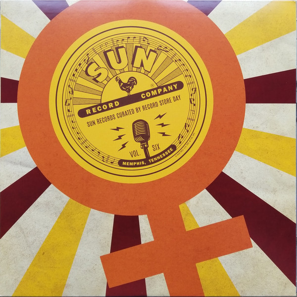 V/A - Sun Records Curated By Record Store Day Volume 6 LP RSD 2019 release