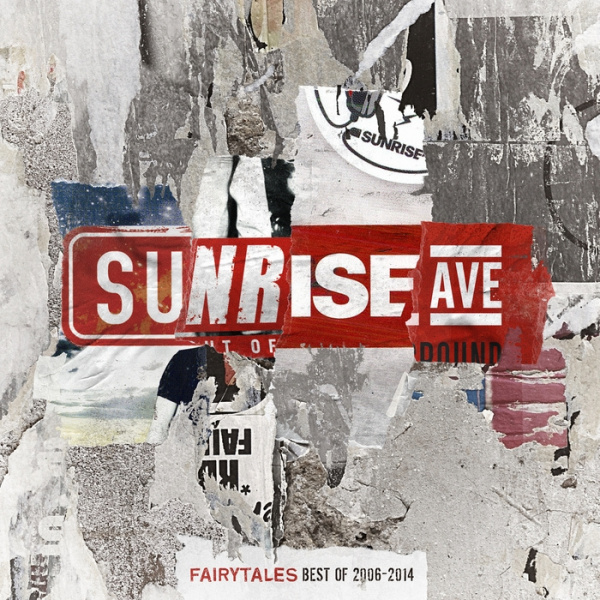 SUNRISE AVENUE - Fairytales - Best of - Ten Years Edition CD
