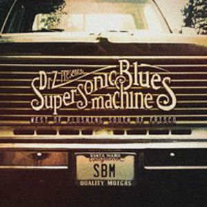 SUPERSONIC BLUES MACHINE - West Of Flushing, South Of Frisco 2LP