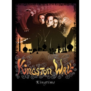 KINGSTON WALL - Kingtime 2DVD