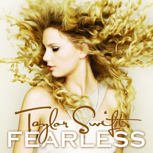 SWIFT TAYLOR - Fearless CD