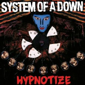 SYSTEM OF A DOWN - Hypnotize LP