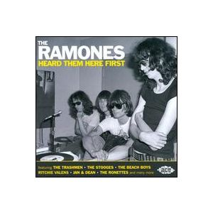V/A - Ramones Heard Them Here First