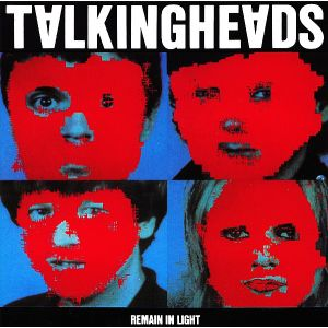 TALKING HEADS - Remain the light cd+DVDA