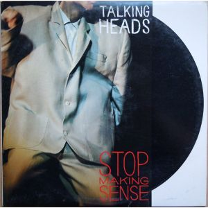 TALKING HEADS - Stop making sense+7 Bonus tracks