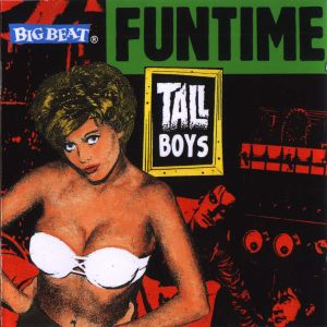 TALL BOYS - Funtime