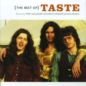 TASTE - The best of CD