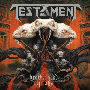 TESTAMENT - Brotherhood Of The Snake BOX