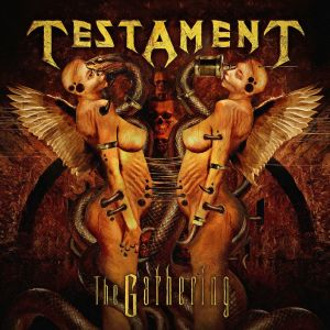 TESTAMENT - The Gathering REISSUE DIGI CD