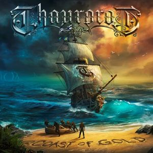 THAUROROD - Coast Of Gold CD