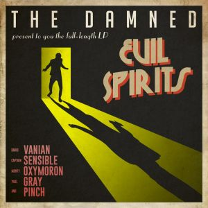 DAMNED - Evil Spirits LP