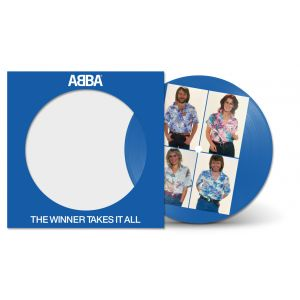 ABBA - The Winner Takes It All PICTURE DISC 12""