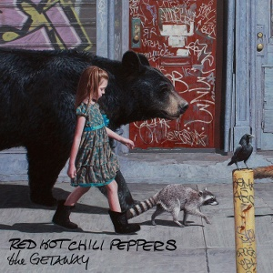RED HOT CHILI PEPPERS -Getaway 2LP