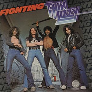 THIN LIZZY - Fighting LP