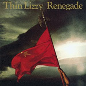 THIN LIZZY - Renegade CD