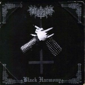 THYRANE - Black harmony LP