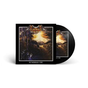 TIAMAT - Sumerian Cry PICTURE LP Hammerheart Records