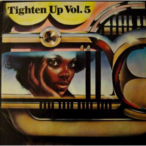 V/A - Tighten Up Vol.5 LP Trojan EX