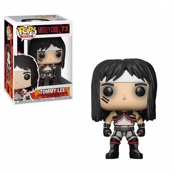 FUNKO POP! ROCKS - Tommy Lee #73