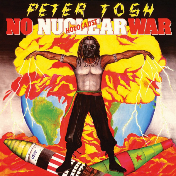 PETER TOSH- No Nuclear War LP UUSI Music On Vinyl