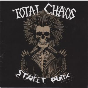 TOTAL CHAOS - Street Punk CD
