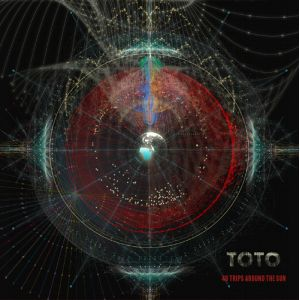 TOTO - 40 Trips Around the Sun CD