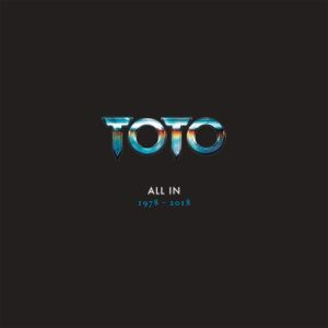 TOTO - All in 1978-2018 13CD BOX SET