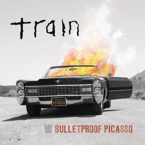 TRAIN - Bulletproof Picasso LP+CD