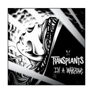 TRANSPLANTS - In A Warzone LP+CD
