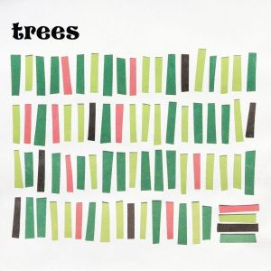 TREES - Trees LP BLACK VINYL Svart Records