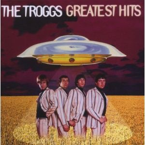 TROGGS - Greatest hits CD