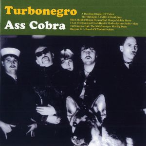 TURBONEGRO - Ass cobra LP RE-ISSUE Yellow vinyl