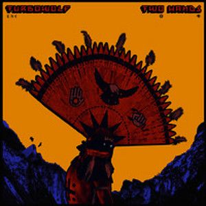 TURBOWOLF -Two hands LP+CD