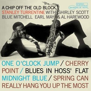 TURRENTINE STANLEY - Chip Off the Old Block LP Blue Note