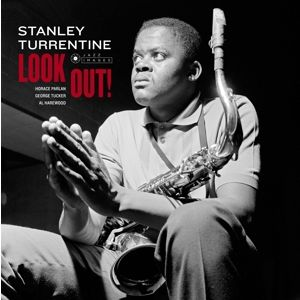 TURRENTINE STANLEY - Look Out! LP azz Images