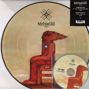 METSATÖLL - Tuska LP Picture Disc + DVD