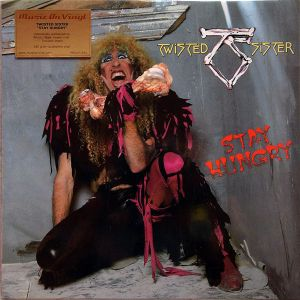 TWISTED SISTER - Stay hungry LP Music on vinyl