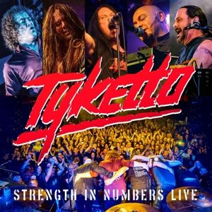 TYKETTO - Strength In Numbers CD