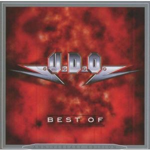 U.D.O. - Best of Udo CD ANNIVERSARY EDITION